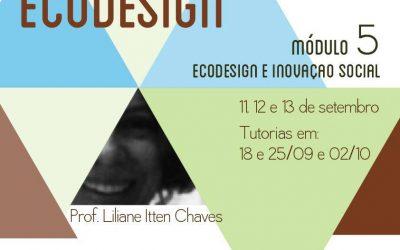 Design para Inovação Social e Sustentável